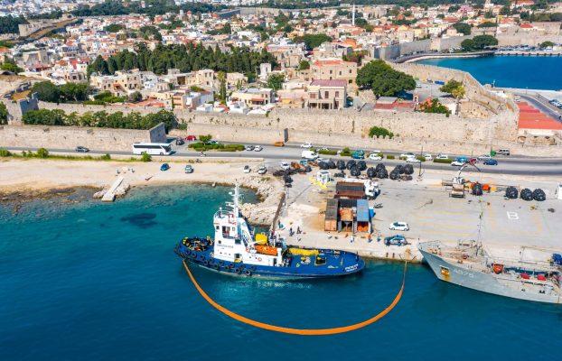Σχέδιο έκτακτου περιστατικού θαλάσσιας ρύπανσης